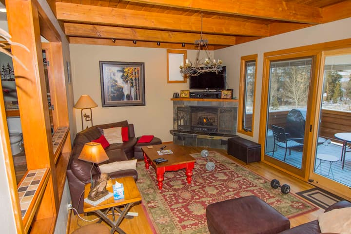 Large  Keystone Mountain Townhouse/ Sleeps 8