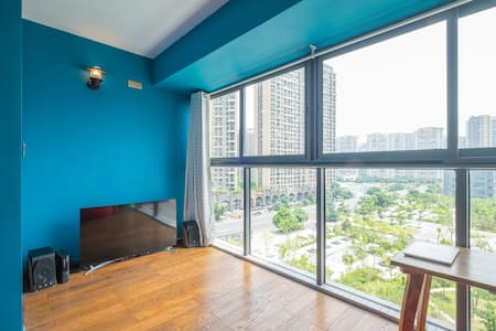 无敌落地窗简约地铁公寓(sunshine-clear-metro-apartment) - 深圳