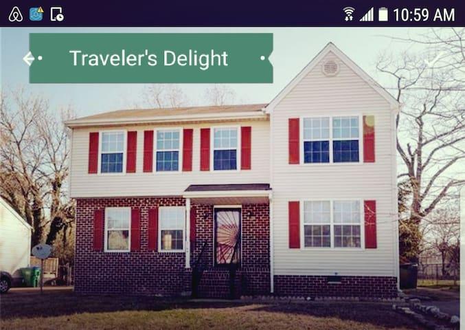 Traveler's Delight 2