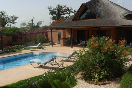 Magnifique villa pour 2 à 6 personnes