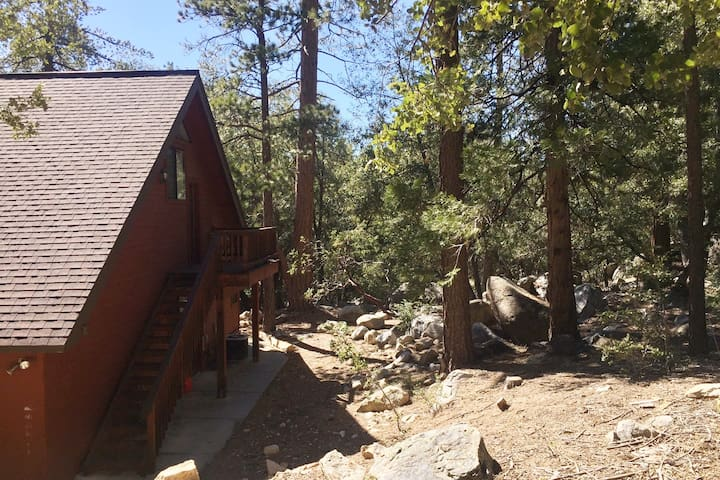 Tranquil, sunny, studio in the woods - Idyllwild-Pine Cove - Lägenhet