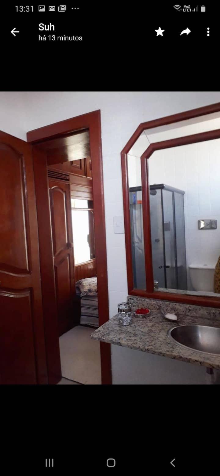 Apartamento com excelente localização e conforto