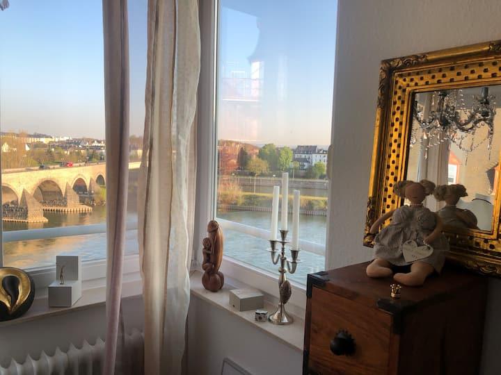 Wunderschön wohnen in der Koblenzer Altstadt
