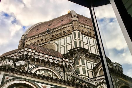 Touch the Dome - San Giovanni Square - Florenz