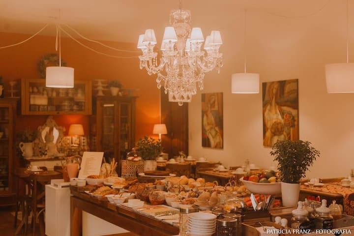 Pousada Villa D'Ouro Quarto Triplo