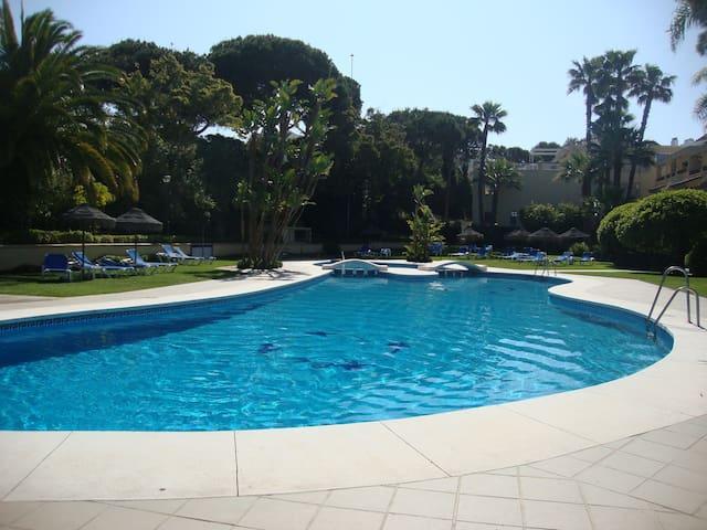 Wonderful duplex flat Elviria Marbella