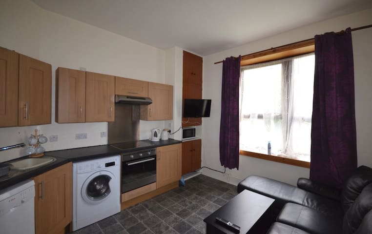 Apartment , Close to Amenities incl Ferry Terminal - Stornoway - Lägenhet