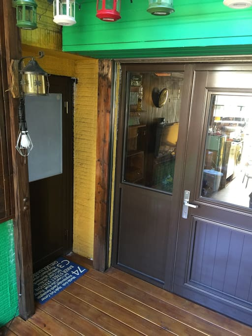 Entries doors