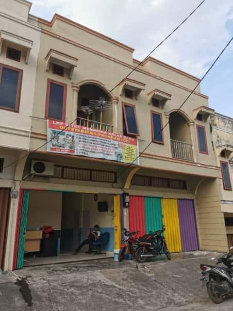 Disewakan murah Ruko Strategis di Jelutung Jambi