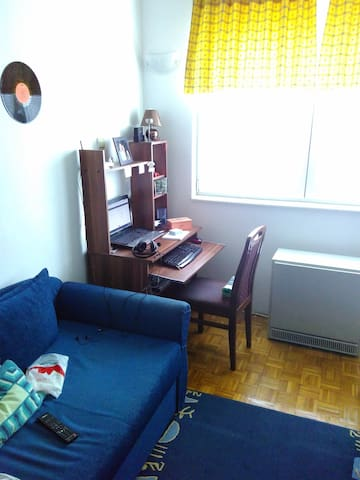 Small room for 2 persons. - Padinska Skela - Apartament