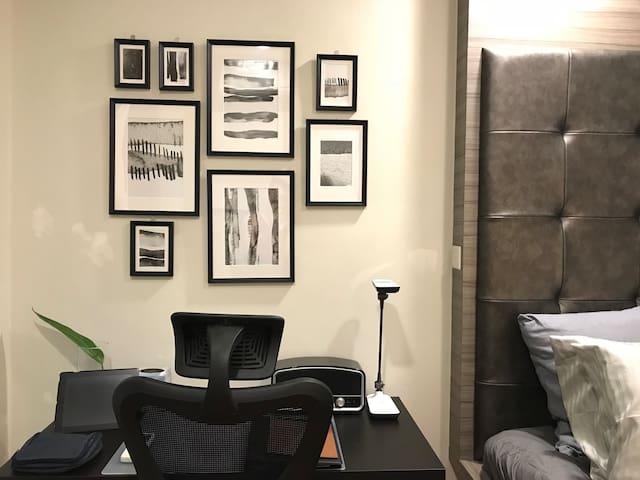 Classy Cosy Room&Own Bathrm Private Residen' Condo