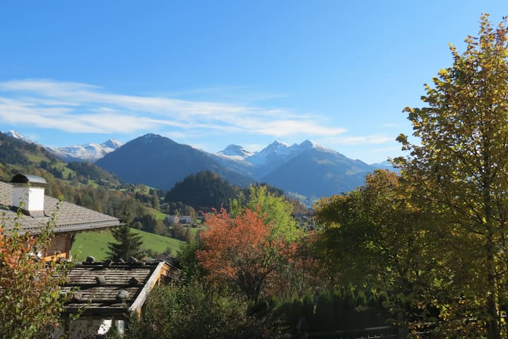 Lovely apartment, Amazing views - Kitzbühel - Lejlighed