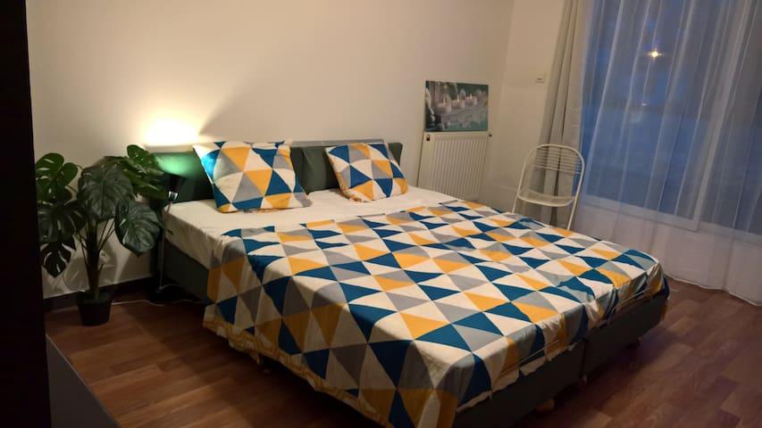 Votre chambre privée 17 m2
