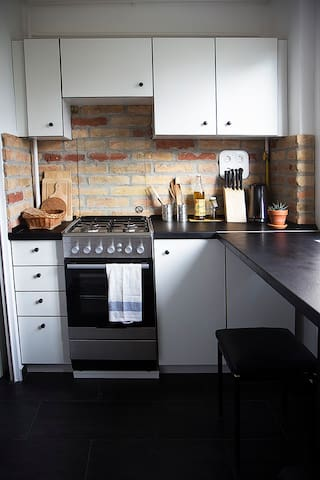 Apartment for SZIGET