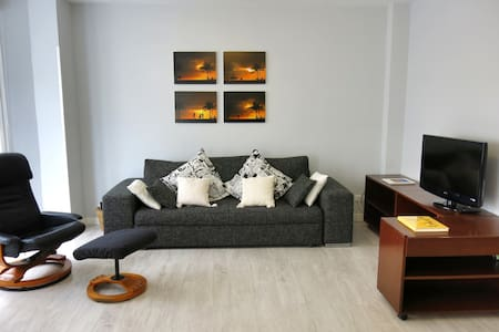 Brand new spacious apartment in historic centre