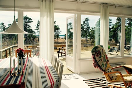 SEA VIEW and views of the Lambs! - Gotland N - 獨棟
