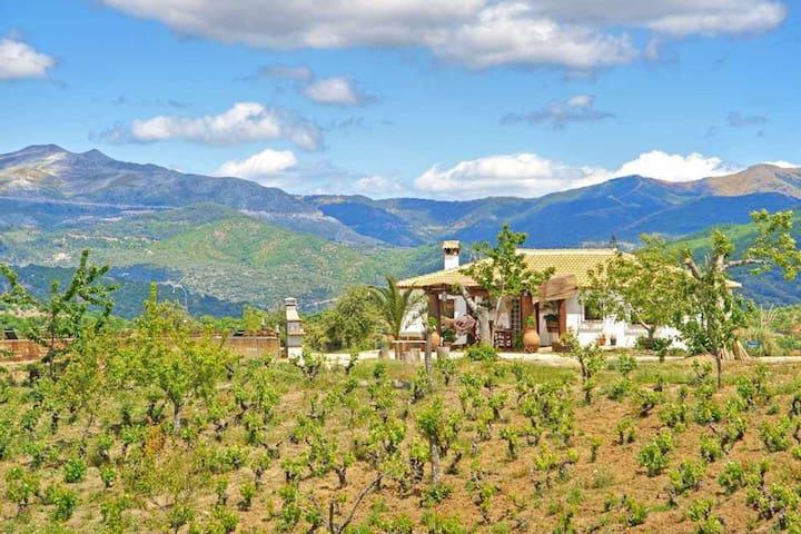 2 Casas + 1 Piscina-Viña la Sierra