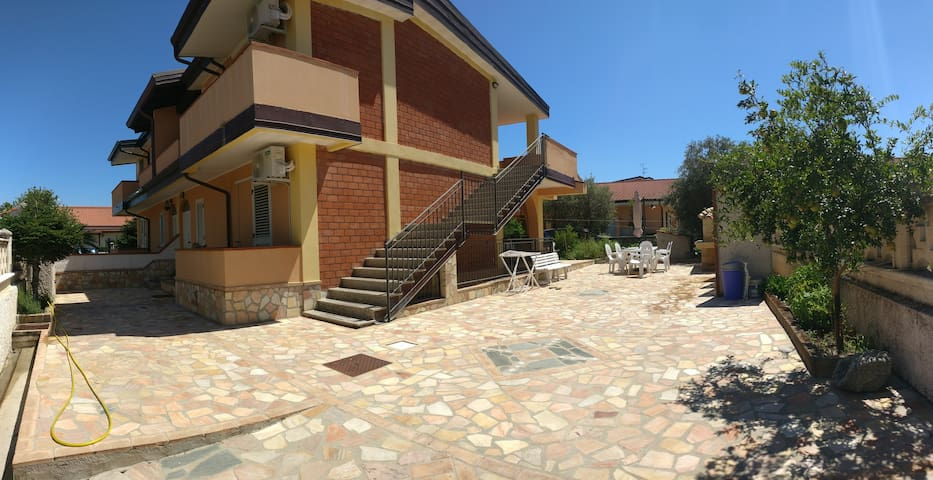 Casa Vacanze Cropani Marina Piano -1