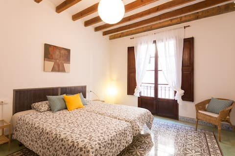 Double room in old town