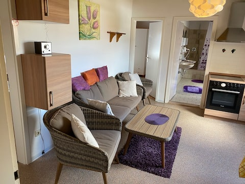 Schöne 2 Zimmer Whg. im Zentrum von Walsrode