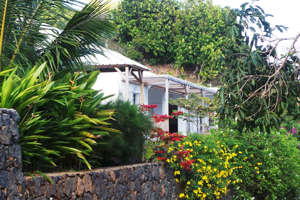 La giraudiere eco lodge breakfast included maison d - Chambres d hotes ile rodrigues ...