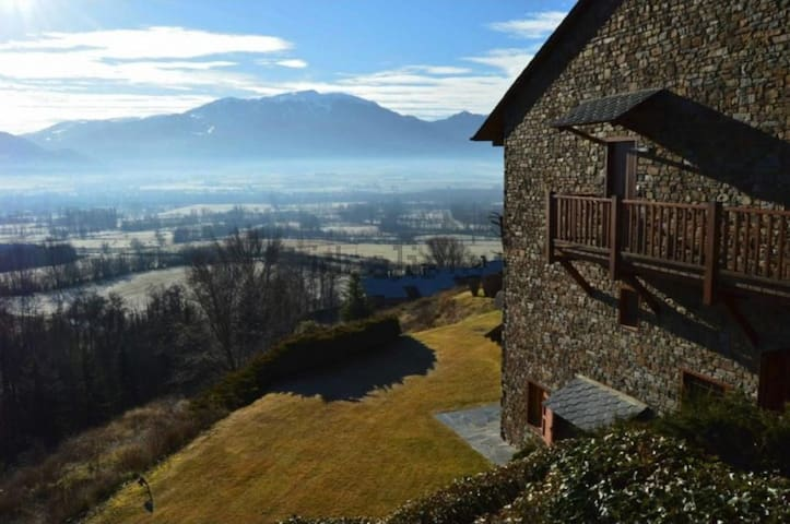 Beautiful home for families in Cerdanya with Views