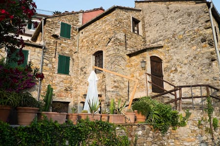 La Stalla, Villa in Colla Micheri - Colla Micheri - Villa