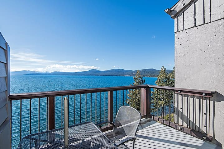 Penthouse Paradise with Heated Pool & Dock