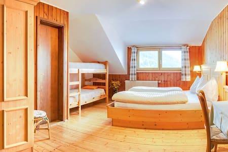 Family room for nature lovers - Laghetti