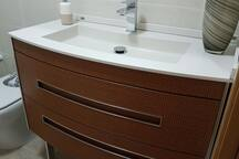 Habitación independiente con baño