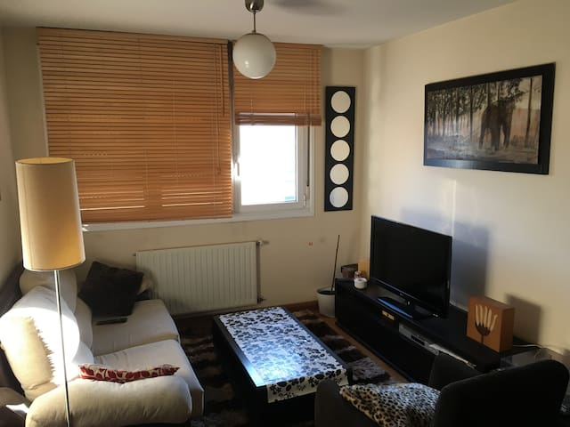 Apartamento nuevo.Bonita decoracion y muy luminoso