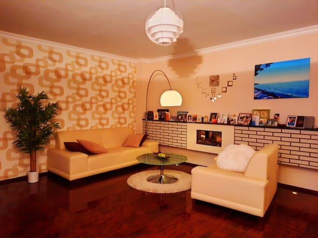 Gemütliches Privatzimmer in entspannter Atmosphäre