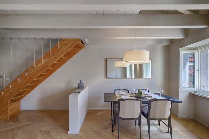 Apartment in the city center! Free Parking