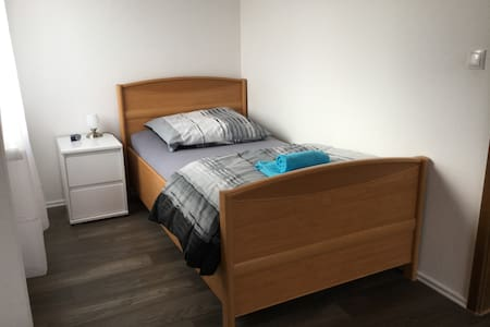 Privatzimmer in Eystrup - Eystrup - Apartmen