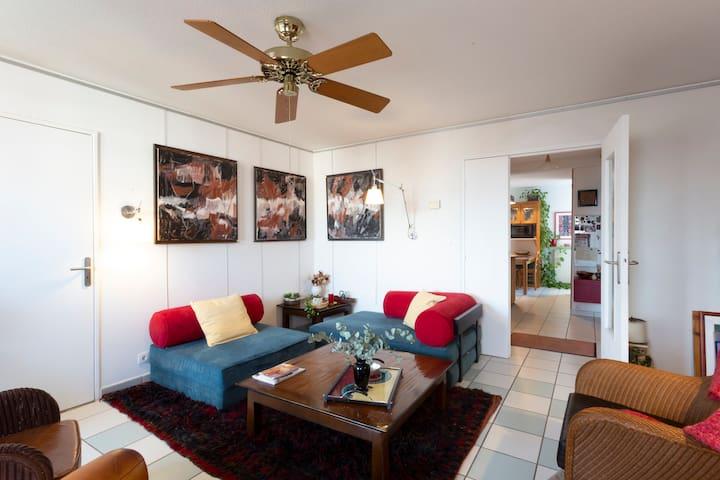 Un appartement au cœur du quartier des Beaux-Arts