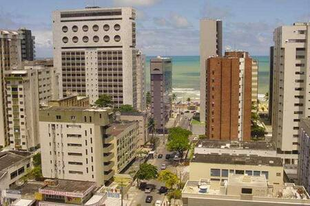 Apartamento completo em Boa Viagem - Recife - Leilighet