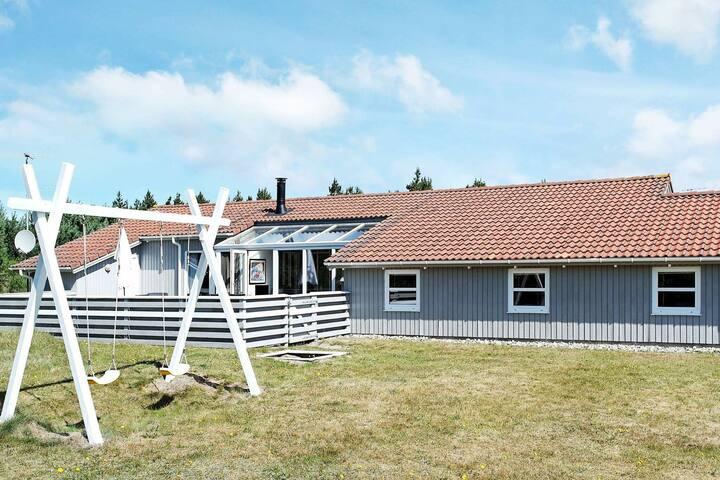 Maison de vacances pour 10 a Blåvand