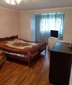 Однакомнатные апартаменты у подножья Эльбруса