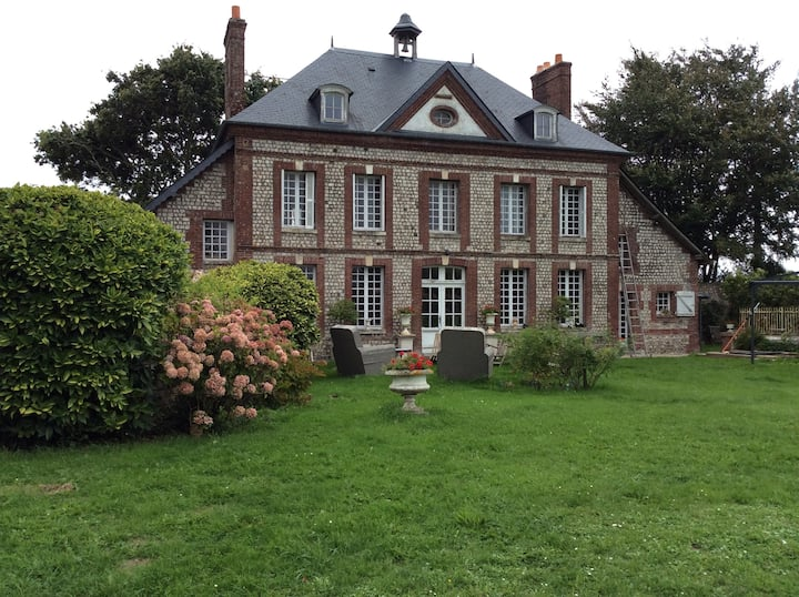 la Grange d'Angerville