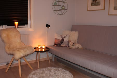 Cozy room located near airport, nature and City - Dragør - Dom