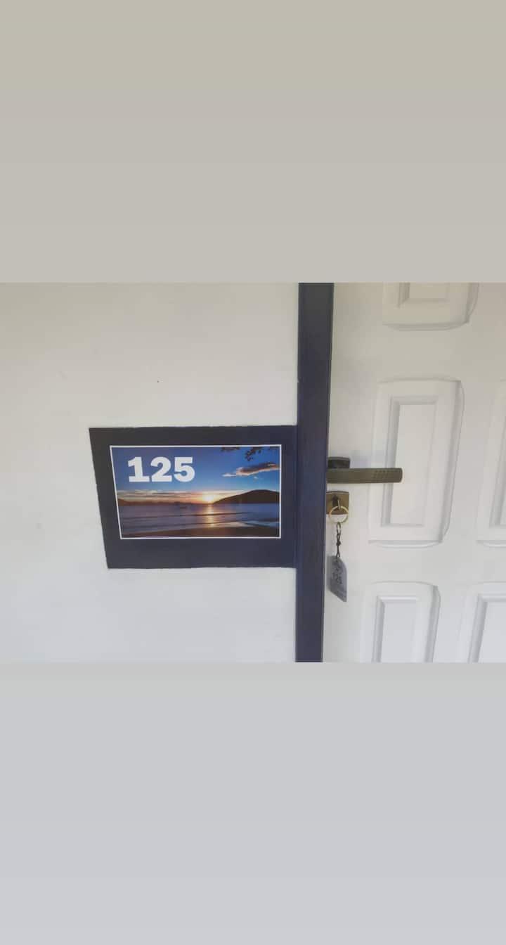 Apartamento para 4 pessoas na Praia Grande Ubatuba