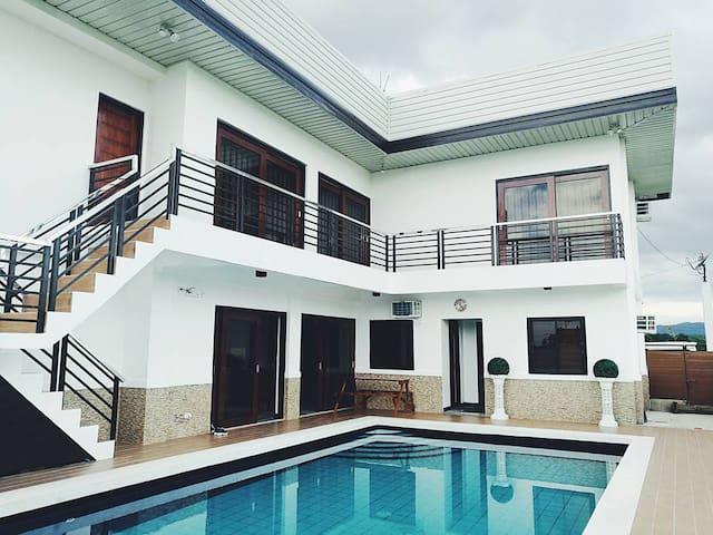 Laiya Pool and Beach House