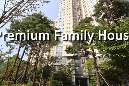 *Now New* Premium Family House in Song-Do - Yeonsu-gu - Pis