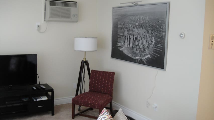 Living room side photo