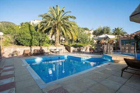 Classy Apartment in Lesvos Island with Swimming Pool