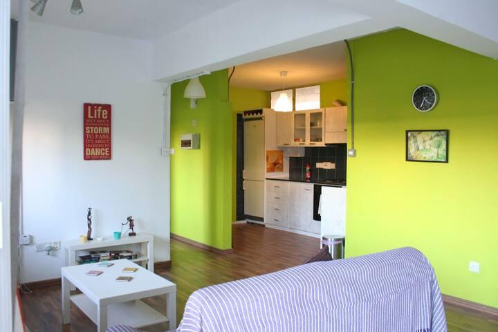 City center cozy home apartment