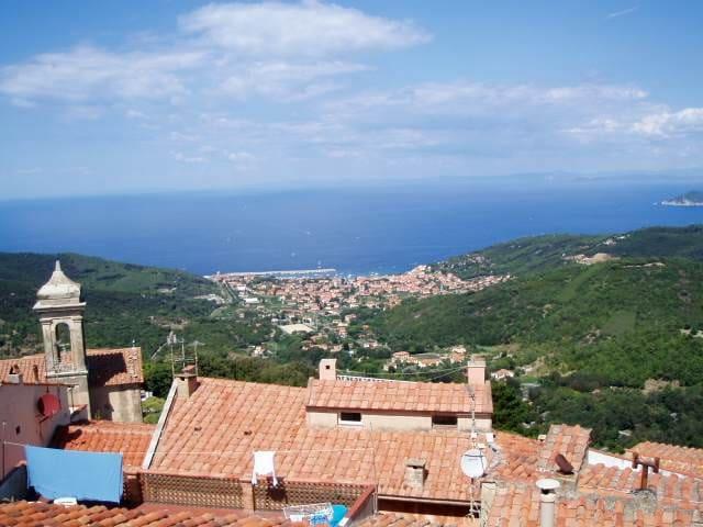 Isola d'Elba : Maison 13 personnes - Poggio - Dom