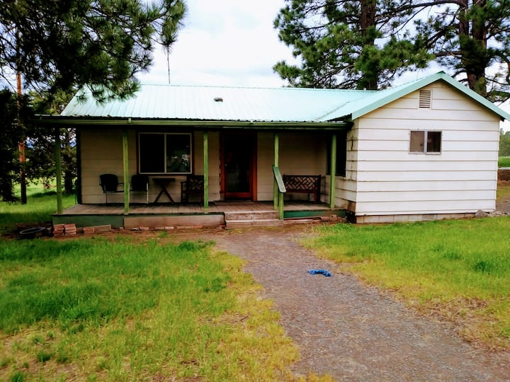 House on Ranch, w/ horse pasture