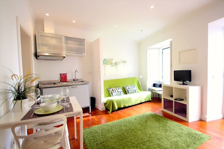 Wonderful Alfama Green Apartment
