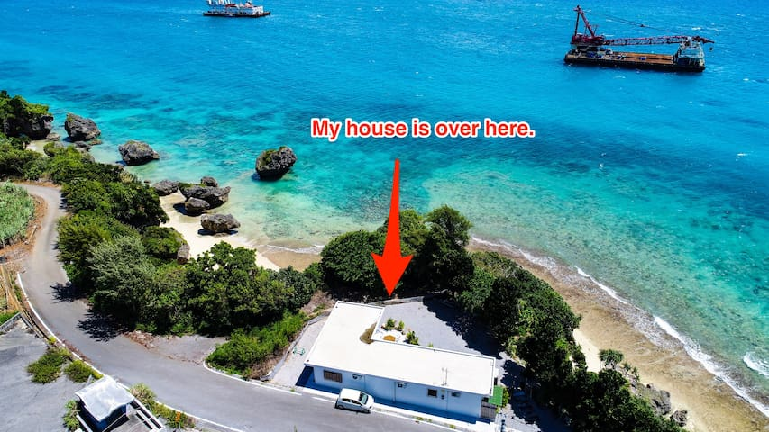 SALE!Nearby Sea☆Private beach◎Whole House! AS691